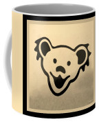 Greatful Dead Dancing Bears In Sepia Coffee Mug