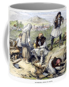 Greece: Grave Robbers Coffee Mug