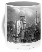 Greece: Negropont, 1833 Coffee Mug by Granger