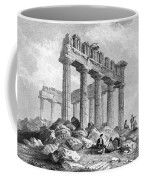 Greece: The Parthenon 1833 Coffee Mug by Granger