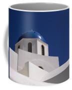 Greek Architecture, Santorini, Greece Coffee Mug