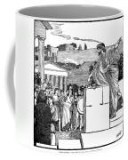 Greek Assembly Coffee Mug