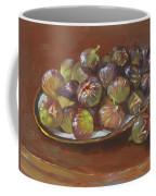 Greek Figs Coffee Mug by Ylli Haruni