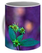 Green And Turquoise Coffee Mug