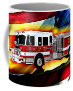 Green Bay Engine 411 Coffee Mug