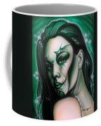 Green Beauty Coffee Mug