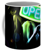 Green Butt Coffee Mug