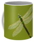 Green Darner Coffee Mug