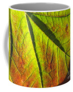 Green Days Past Coffee Mug by Trish Hale