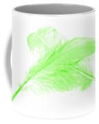 Green Ghost Coffee Mug
