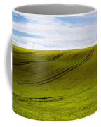 Green Hill Coffee Mug