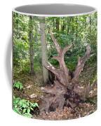Green Man Coffee Mug