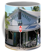 Green Parrot Bar In Key West Coffee Mug