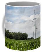 Green Power Coffee Mug