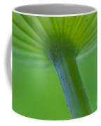 Green Shape Coffee Mug by Heiko Koehrer-Wagner