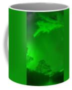 Green Sky River Coffee Mug