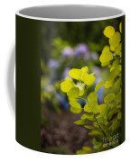 Leaves Illumination Coffee Mug