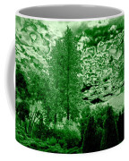 Green Zone Coffee Mug by Will Borden