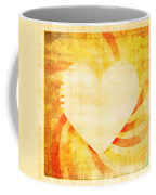 greeting card Valentine day Coffee Mug by Setsiri Silapasuwanchai