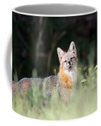 Grey Fox - The Man Coffee Mug