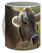 Grinning Cow Coffee Mug