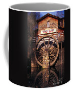 Grist Mill In The Smokies Coffee Mug