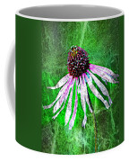 Gritty Coneflower Coffee Mug