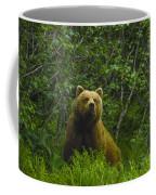 Grizzly Bear Alaska Coffee Mug