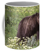 Grizzly Bear In Yellowstone Neg.28 Coffee Mug