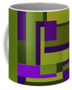 Groovy Coffee Mug by Ely Arsha