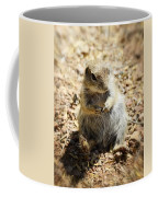 Ground Squirrel Coffee Mug