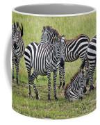 Group Of Barcodes Coffee Mug