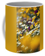 Group Of Daisies Coffee Mug