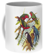 Group Of Lorys Coffee Mug