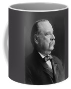 Grover Cleveland - President Of The United States Coffee Mug by International  Images