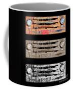 Growing Old Coffee Mug by Luke Moore