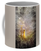 Grunge Light House Coffee Mug
