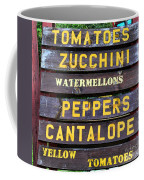 Guaranteed Farm Fresh Foods  Coffee Mug