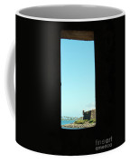Guard Tower View Castillo San Felipe Del Morro San Juan Puerto Rico Coffee Mug