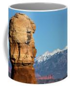 Guardian Of Arches Coffee Mug