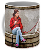 Guarding Laura Coffee Mug