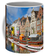 Guild Houses Coffee Mug