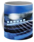 Guitar Abstract 4 Coffee Mug