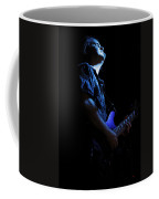 Guitarist In Blue Coffee Mug