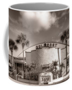 Gulfport Casino In Sepia Coffee Mug