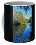 Gums Along The River Coffee Mug
