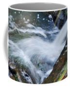 Gushing Coffee Mug