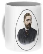 Gustave Eiffel, French Architect Coffee Mug