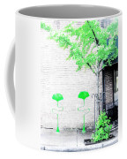 Gynko Bike Stands  Coffee Mug