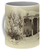Hacienda Antique Plate Coffee Mug